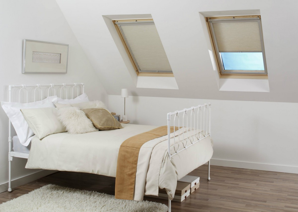Skylight Roof Window Blinds - Johns Blinds